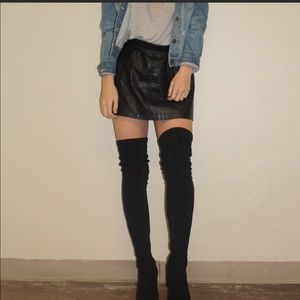 Steve Madden Emotions Over The Knee Tall Boots 7
